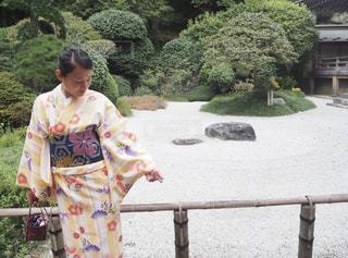 鎌倉散歩の写真・画像素材[1261791]