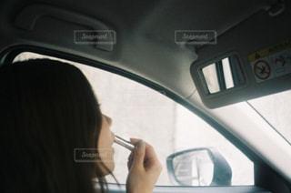車内,口紅,オシャレ,美容,コスメ,化粧品,化粧