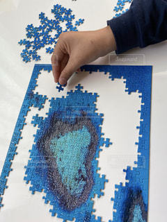 パズルの写真・画像素材[3087456]