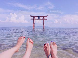 水遊び - No.653445