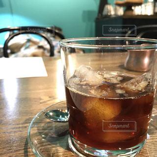 アイスコーヒーの写真・画像素材[930307]