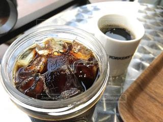 アイスコーヒーの写真・画像素材[930309]