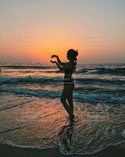 public beachの写真・画像素材[919078]