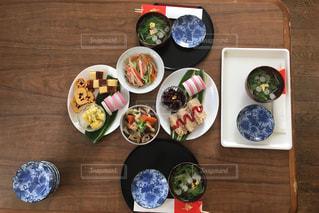 食べ物,皿,おせち