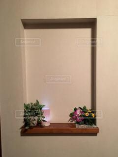 インテリア,花,マイホーム,家,壁,ニッチ