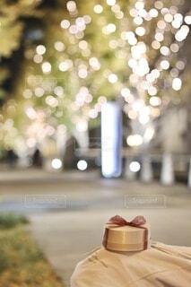 女性,風景,空,冬,カメラ,ビル,屋外,大阪,カラフル,夕焼け,夕暮れ,アート,都市,撮影,プレゼント,手持ち,樹木,イルミネーション,ライトアップ,人,クリスマス,梅田,装飾,ニット,グランフロント,ビル群,12月,三脚,クリスマスイルミネーション,白ニット,持株,人間の顔
