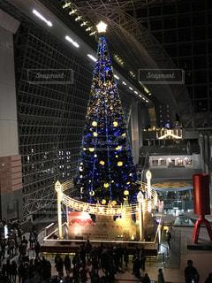 クリスマスツリーの写真・画像素材[922547]