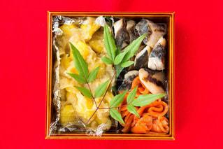 おせち料理 栗きんとんの写真・画像素材[945958]