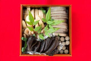 おせち料理 煮物の写真・画像素材[945990]