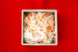 おせち料理 紅白なますの写真・画像素材[946014]