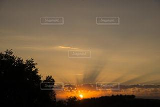 夕日の写真・画像素材[1278773]