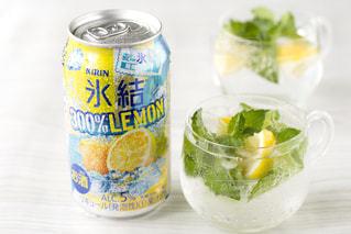 KIRIN氷結レモンの写真・画像素材[1301829]