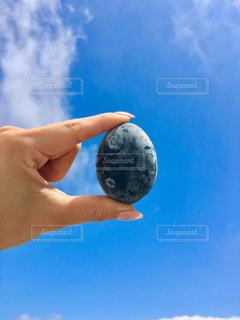 青空,梅雨,大涌谷,黒卵