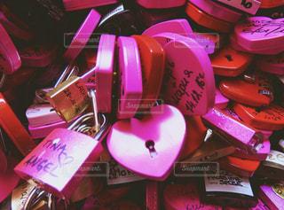 春,LOVE,ピンク,ハート,鍵,恋愛,恋