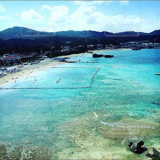 沖縄の海の写真・画像素材[923509]