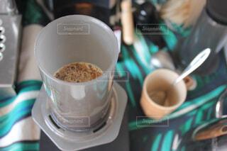 コーヒーを一杯飲むの写真・画像素材[4315648]