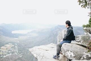 国立公園にての写真・画像素材[3891037]