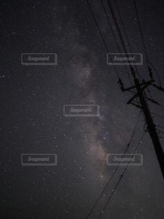 満点の星空。の写真・画像素材[926856]