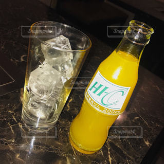 オレンジジュースの写真・画像素材[927861]