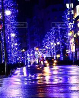 雨上がりの道 - No.936046