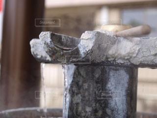 温泉のお湯の写真・画像素材[283861]