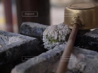 湯の華の写真・画像素材[283862]