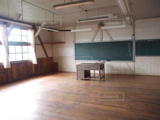 教室の写真・画像素材[374157]