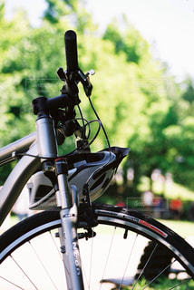 自転車の写真・画像素材[424079]