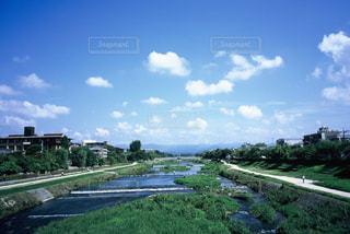 風景,街並み,京都,川,鴨川