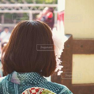 女の子の写真・画像素材[639838]