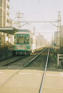 電車の写真・画像素材[699364]