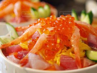 海鮮ちらし寿司の写真・画像素材[771119]