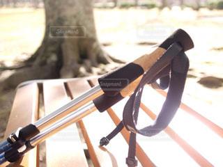 椅子に座って三脚の写真・画像素材[771120]
