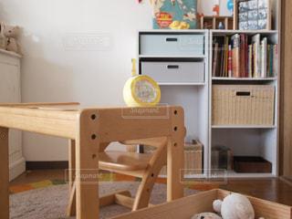 マイホーム,家,机,棚,本棚,子供部屋,カラーボックス