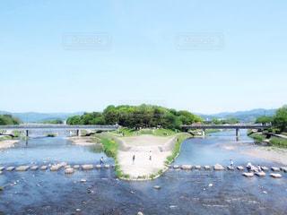 鴨川の写真・画像素材[1197598]