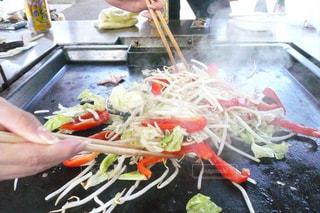 野菜炒めの写真・画像素材[1203903]