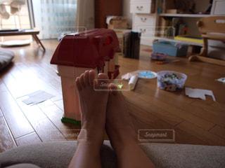 足の写真・画像素材[1214465]