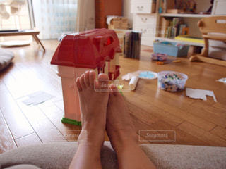 足の写真・画像素材[1214476]