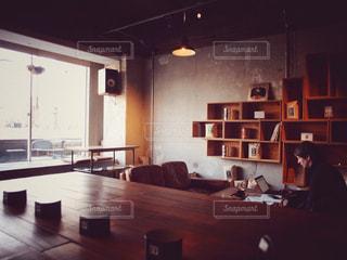カフェの写真・画像素材[1233248]