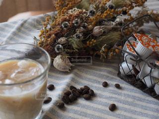 おうちカフェの写真・画像素材[1266611]