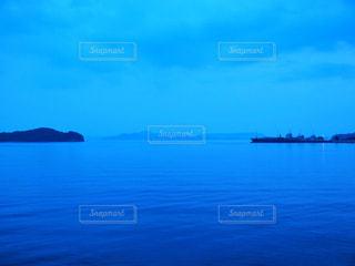 青の写真・画像素材[1312886]