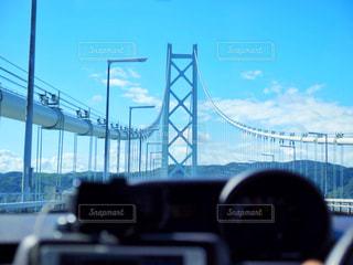 明石海峡大橋の写真・画像素材[1312998]
