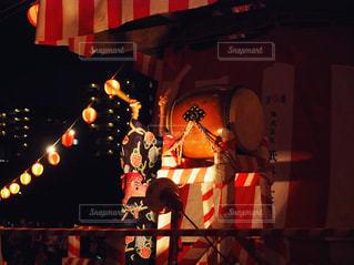 盆踊りの写真・画像素材[1408997]
