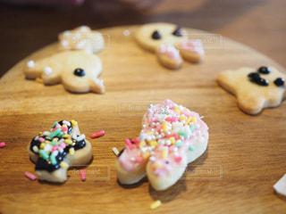アイシングクッキーの写真・画像素材[1466623]
