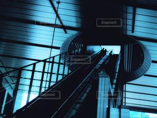 大阪,階段,都市,エスカレーター,未来,梅田,上昇