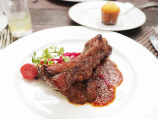 食べ物,食事,ランチ,レストラン,肉,スペアリブ,豚肉