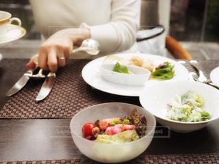 レストランの写真・画像素材[1642107]