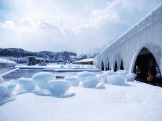 冬,雪,白,寒い,三重,大雪,アクアイグニス,片岡温泉