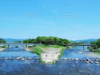 鴨川の写真・画像素材[1665961]