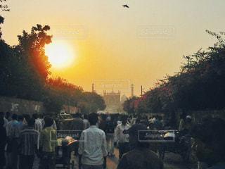 インドの街の写真・画像素材[1814496]